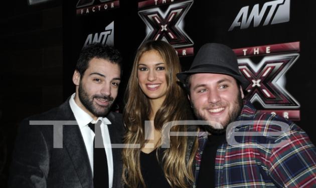 Το πάρτυ του X-Factor λίγο πριν το μεγάλο τελικό! Δες φωτογραφίες στο TLIFE | tlife.gr