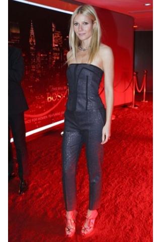 H Gwyneth Paltrow με Boss