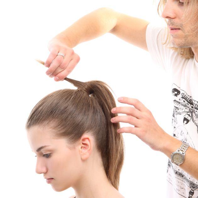4   Μαλλιά: step 3