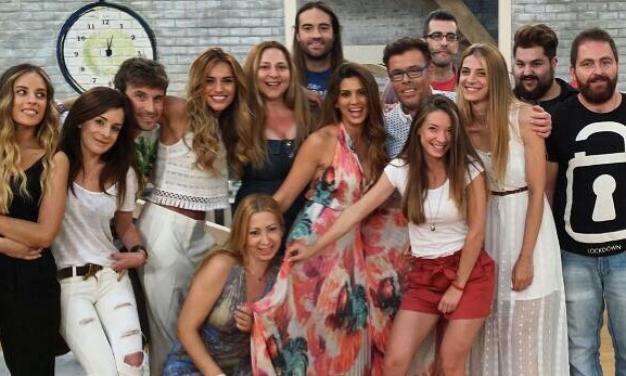 Σταματίνα Τσιμτσιλή: Έτσι γιόρτασε με τους συνεργάτες της, το κλείσιμο της επιτυχημένης σεζόν! | tlife.gr