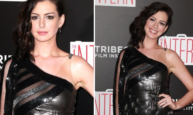 Anne Hathaway: Έβαλε το see – through φόρεμα και είχαμε… αποκαλυπτήρια! | tlife.gr