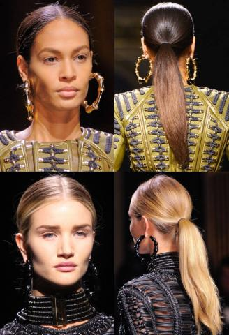 4 | Ισπανικό ponytail