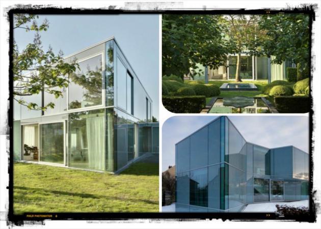 Ζώντας σε γυάλινο σπίτι στην Ολλανδία! Δες τις φωτογραφίες! | tlife.gr