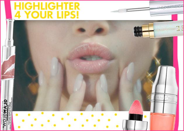 Τα lipgloss επέστρεψαν! Και αυτά τα 11 είναι σαν highlighter για τα χείλη σου!   tlife.gr