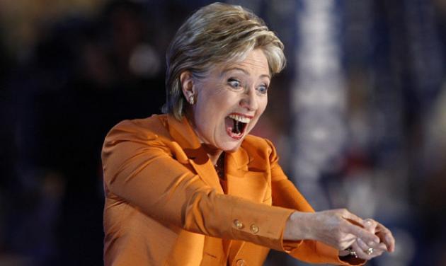 H δεύτερη… «τούμπα» της Hillary Clinton!   tlife.gr