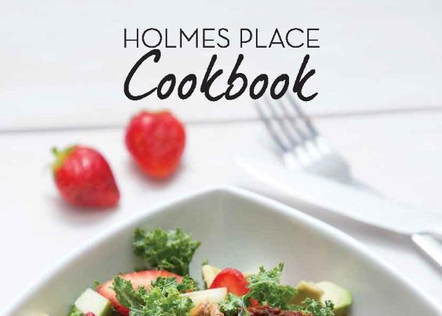 Κυκλοφόρησε το πρώτο cookbook της Holmes Place!   tlife.gr