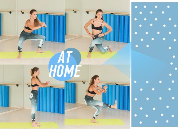 Γυμναστική στο σπίτι: 6 ασκήσεις για βραζιλιάνικους γλουτούς | tlife.gr