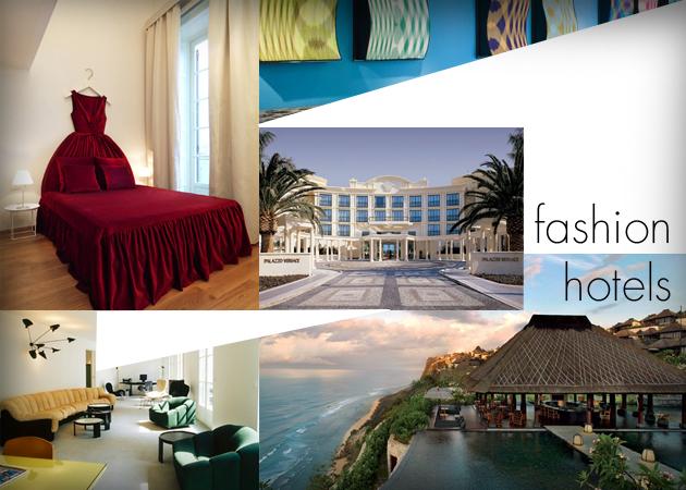 Versace, Moschino, Missoni, Armani… Ξενοδοχεία με επώνυμη υπογραφή μόδας! | tlife.gr