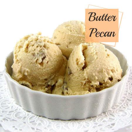 3 | Παγωτό με καραμελωμένα καρύδια