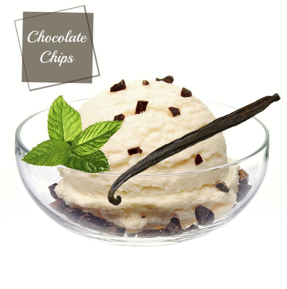 6 | Παγωτό με κομματάκια σοκολάτας