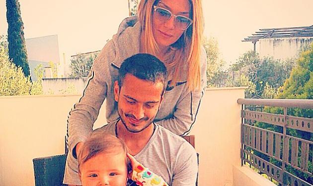Αγγελική Ηλιάδη: Το παιχνίδι που κάνει τον μικρό της γιο να χαμογελά!   tlife.gr