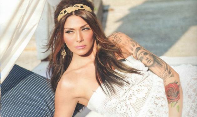Αγγελική Ηλιάδη: Η τρυφερή φωτογραφία με τη φουσκωμένη κοιλίτσα της στο Instagram! | tlife.gr