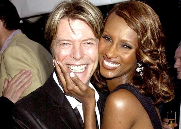 To πρώτο μήνυμα της Iman μετά τον θάνατο του David Bowie!   tlife.gr