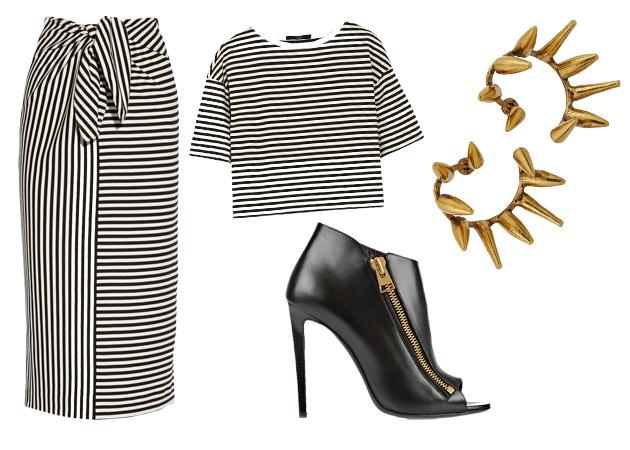 Breton Stripes: Το ΤLife φέρνει τα ωραιότερα κομμάτια από το Net-A-Porter!