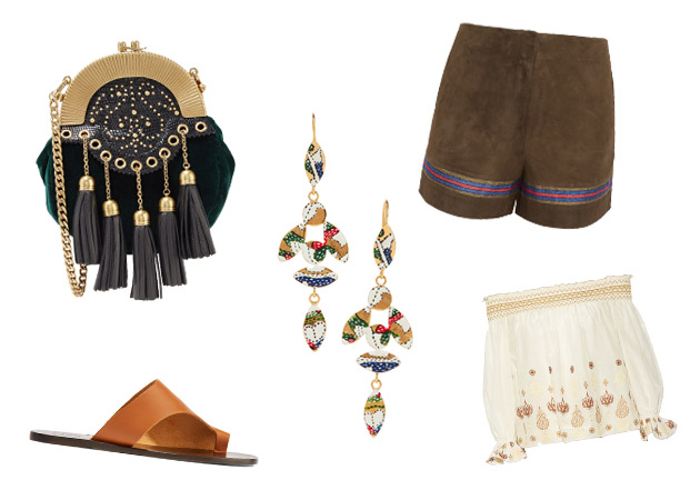 Bohemian: Στιλάτα κομμάτια για να φορέσεις την τάση του καλοκαιριού