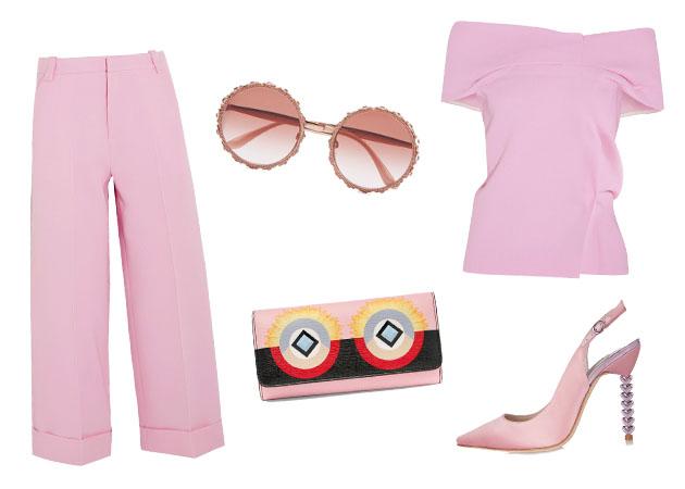 Monochromatic: Τα καλύτερα fashion items για να φορέσεις την τάση της σεζόν