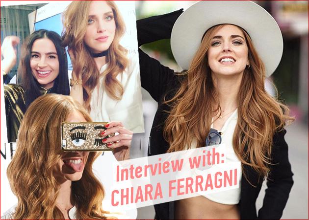 Αποκλειστικό! Ταξιδέψαμε στη Μαδρίτη, συναντήσαμε την Chiara Ferragni και αυτά είναι τα μυστικά της!