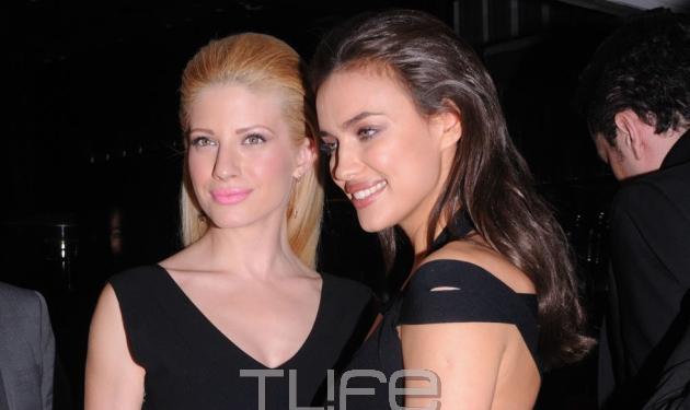 Η εντυπωσιακή Irina Shayk στο μεγάλο party του MTV! Δες ποιοι άλλοι βρέθηκαν εκεί | tlife.gr