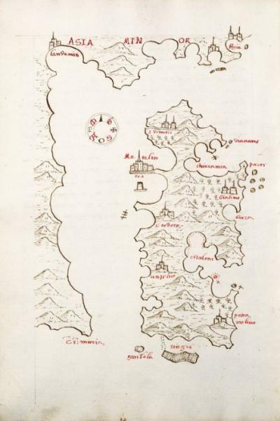 1 | 1. Η γεωγραφική θέση του νησιού