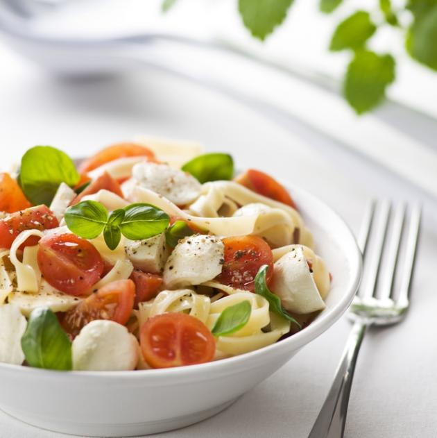 Ιταλική σαλάτα ζυμαρικών