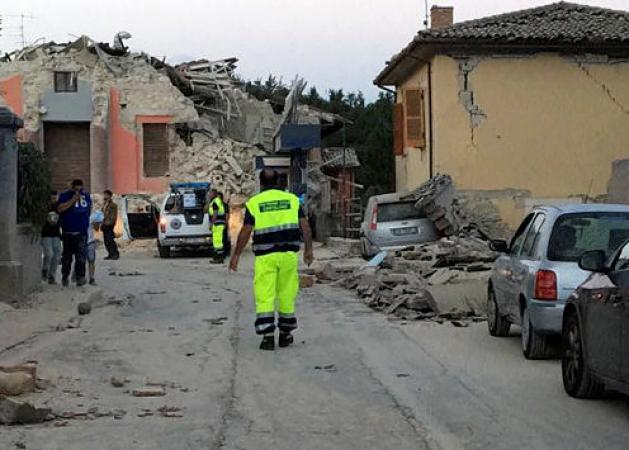 Σεισμός στην Ιταλία: 6,2 Ρίχτερ ισοπέδωσαν ένα ολόκληρο χωριό!   tlife.gr