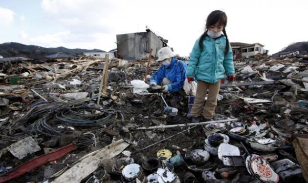 Συνεχίζεται η τραγωδία στην Ιαπωνία: Επικίνδυνο το νερό και σε άλλη πόλη κοντά στο Τόκιο   tlife.gr