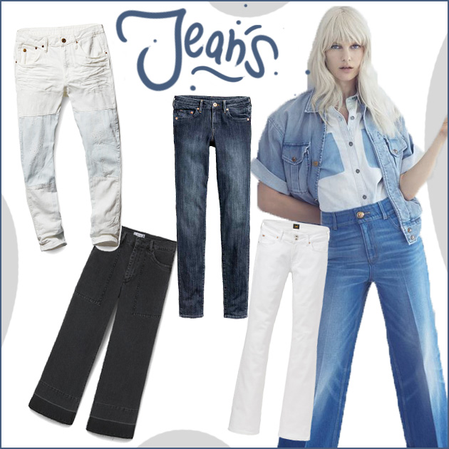 1 | Jeans