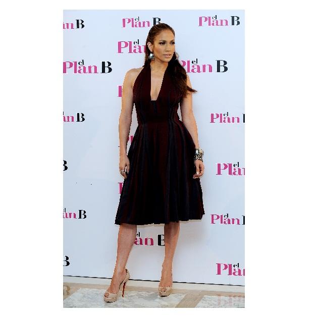 1 | Copy the look: Jennifer Lopez
