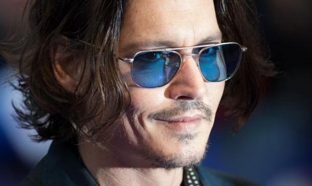 J. Depp: Αποκάλυψε πως είναι τυφλός από το ένα του μάτι!
