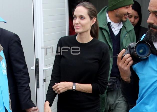 Angelina Jolie: Τι έγραψαν τα ξένα ΜΜΕ για την επίσκεψή στην Ελλάδα – Η αγκαλιά στους πρόσφυγες κάνει το γύρο του κόσμου | tlife.gr