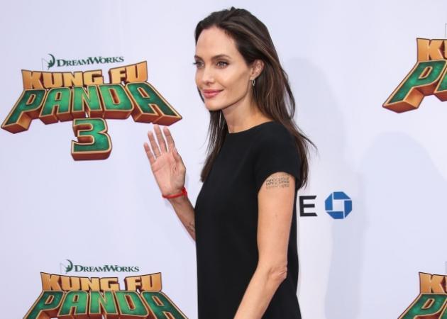 Σκιά του εαυτού της η Angelina Jolie – Η αποστεωμένη εμφάνισή της προκαλεί ανησυχία