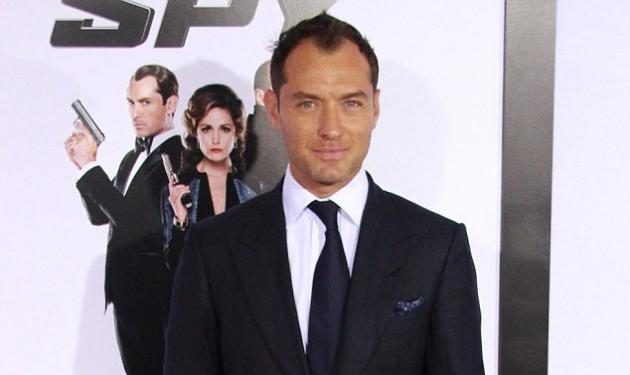 Jude Law: H κρυφή σύντροφός του έμαθε ότι βγαίνει με άλλη από τις εφημερίδες! | tlife.gr