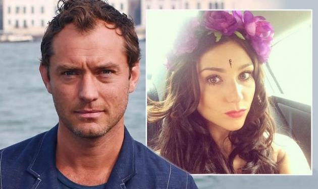 H πρώην του Jude Law ανέβασε την πρώτη φωτογραφία της δύο μηνών κόρης τους! | tlife.gr