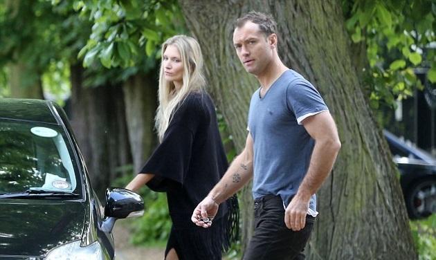 Jude Law: Νέος έρωτας για τον ηθοποιό λίγους μήνες μετά την γέννηση του 5ου παιδιού του; | tlife.gr
