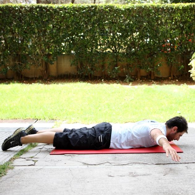 17 | Άσκηση για τους ραχιαίους Μέρος Πρώτο