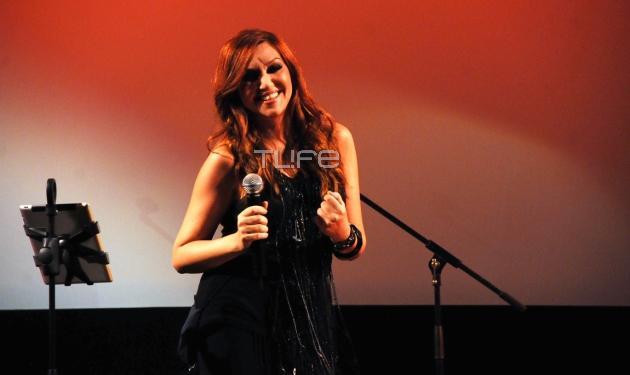 Κ. Γαρμπή: H μεγάλη επιστροφή! Όλα όσα έγιναν στην avant – premiere της! Φωτογραφίες και video | tlife.gr