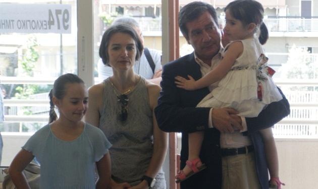 Γιώργος Καμίνης: Η επανεκλογή στο Δήμο της Αθήνας και ο κεραυνοβόλος έρωτας με την σύζυγό του