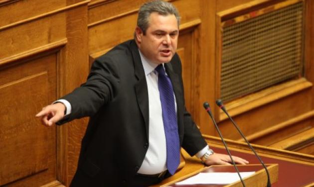 Όλα όσα είπε ο Π. Καμμένος για το νέο του κόμμα «Ανεξάρτητοι Έλληνες» | tlife.gr