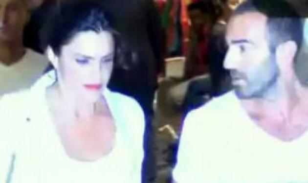 Ο Αντώνης Κανάκης στη Μύκονο με νέα μελαχρινή συνοδό και φίλους του! | tlife.gr
