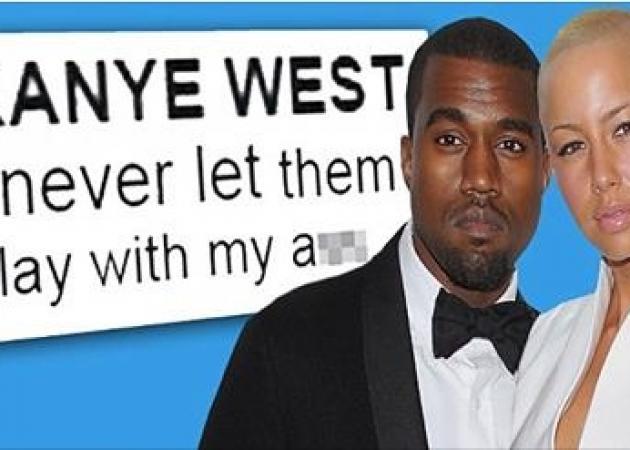 Απίστευτο ξεκατίνιασμα στο twitter – Σφάζεται ο Kanye West με την πρώην του Amber Rose! | tlife.gr