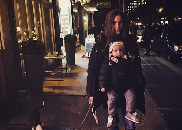 Σοφία Καρβέλα: Η αστεία φωτογραφία του γιου της! | tlife.gr