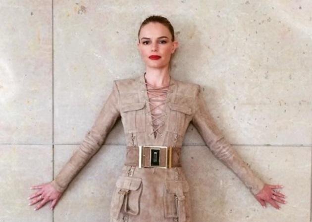 Kate Bosworth: Πως προσθέτει ενδιαφέρον σε ένα neutral σύνολο; | tlife.gr