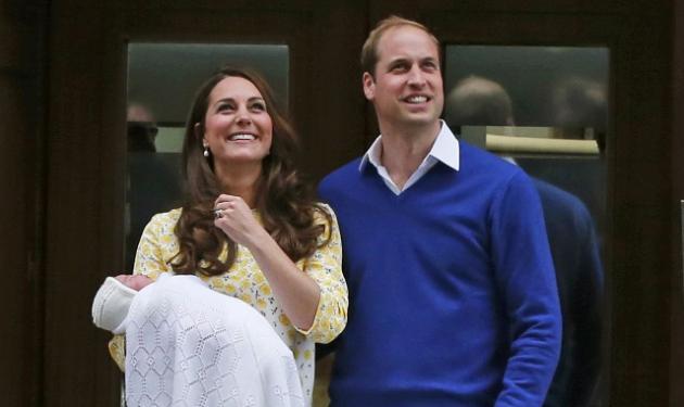 William – Kate Middleton: Διάλεξαν όνομα για την κόρη τους! Θα το μάθει πρώτη η Ελισάβετ | tlife.gr