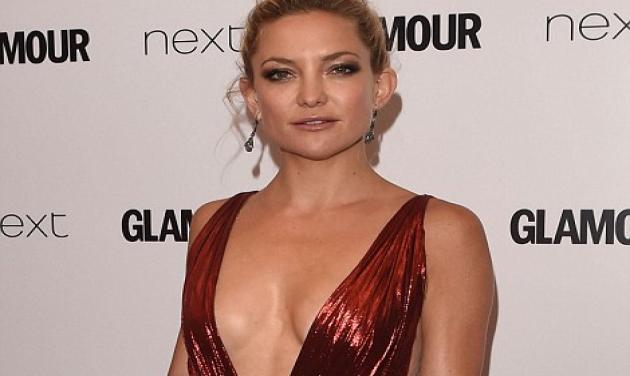 Kate Hudson: Ήταν το επίκεντρο στα Glamour Awards εξαιτίας του αβυσσαλέου ντεκολτέ της!   tlife.gr