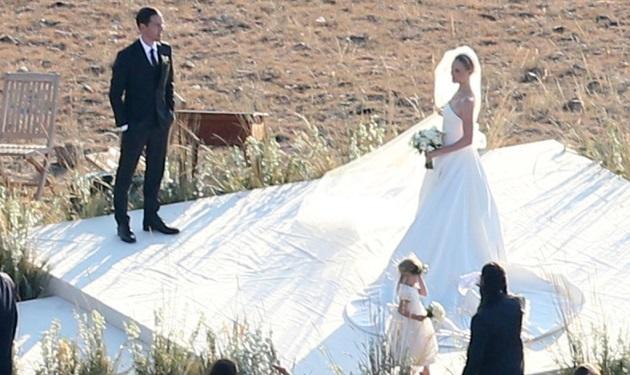 Η ηθοποιός Kate Bosworth παντρεύτηκε τον αγαπημένο της! Φωτογραφίες | tlife.gr