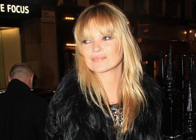 Οι αφέλειες της Kate Moss. Με μια κίνηση τεράστια αλλαγή!