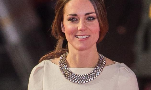 Kate Middleton: Εντυπωσιακή, σε επίσημη πρεμιέρα με κολιέ αξίας 23 ευρώ!   tlife.gr