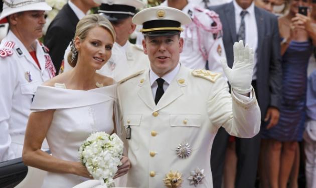 Το άλμπουμ του πριγκιπικού γάμου στο Μονακό!