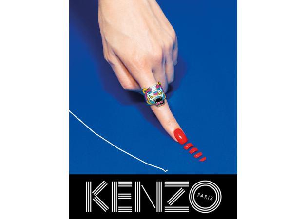 Η νέα σουρρεαλιστική καμπάνια του Kenzo
