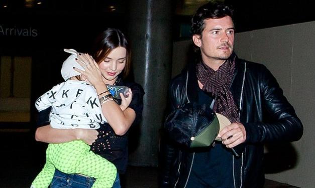 Απόδραση στο Μεξικό! Η Miranda Kerr με τον Orlando Bloom και τον γιο τους πάνε διακοπές! | tlife.gr